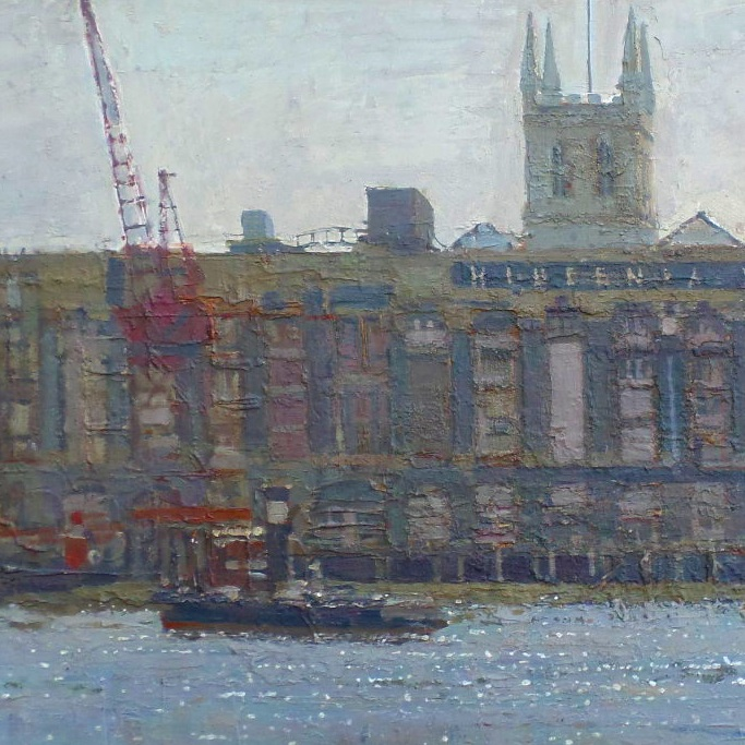 Ken Howard OBE RA