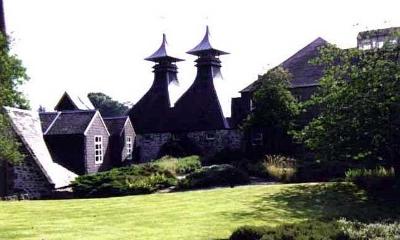 The beautiful Strathisla Distillery.