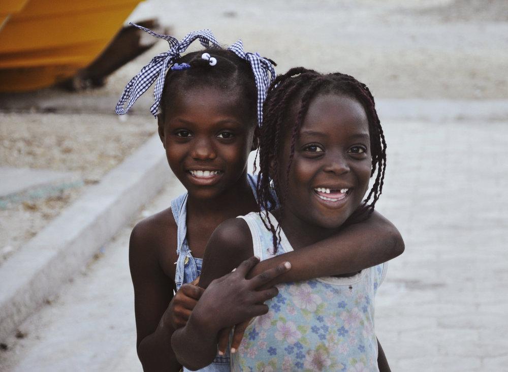 HAITI BY VANESSA RIGAUD