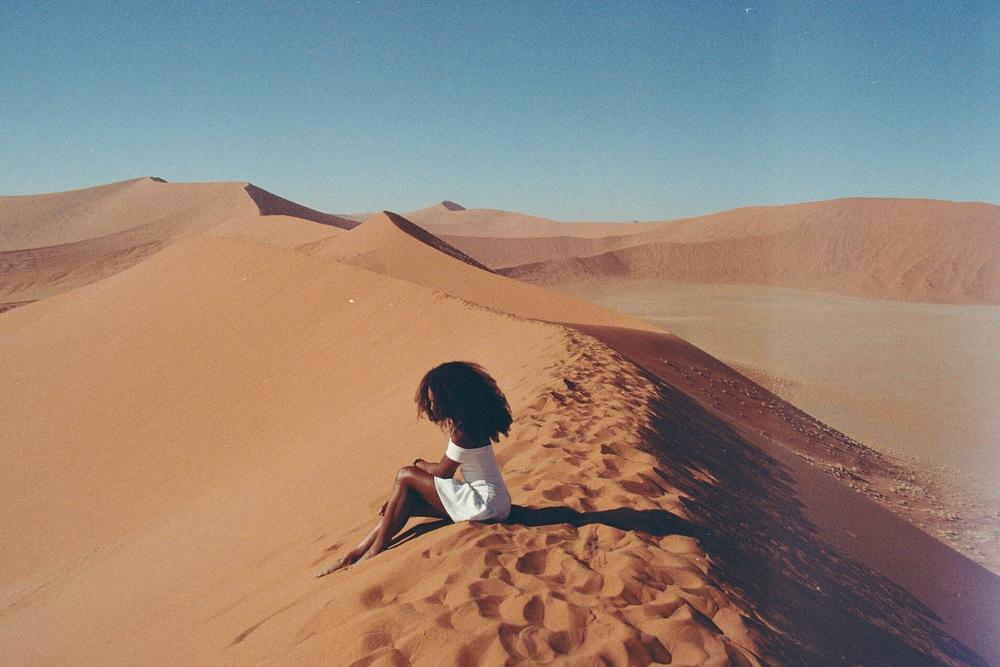 MY JOURNAL: NAMIB DUNES