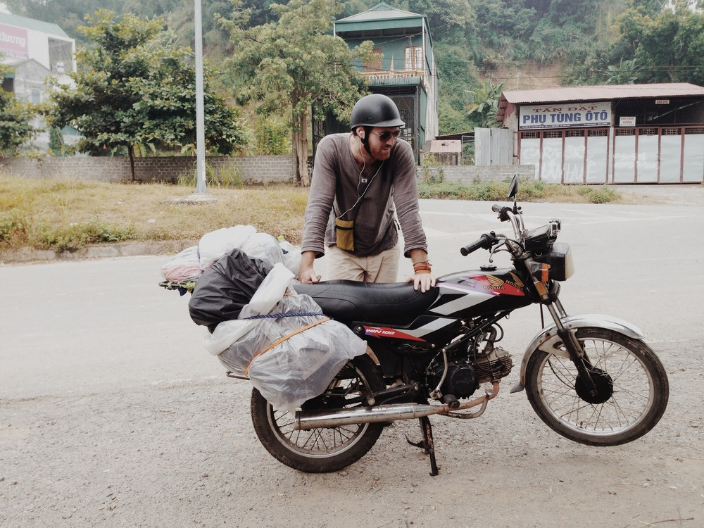 MOTORCYCLE DIARIES THROUGH VIETNAM BY KAREN CYGNAROWCZ