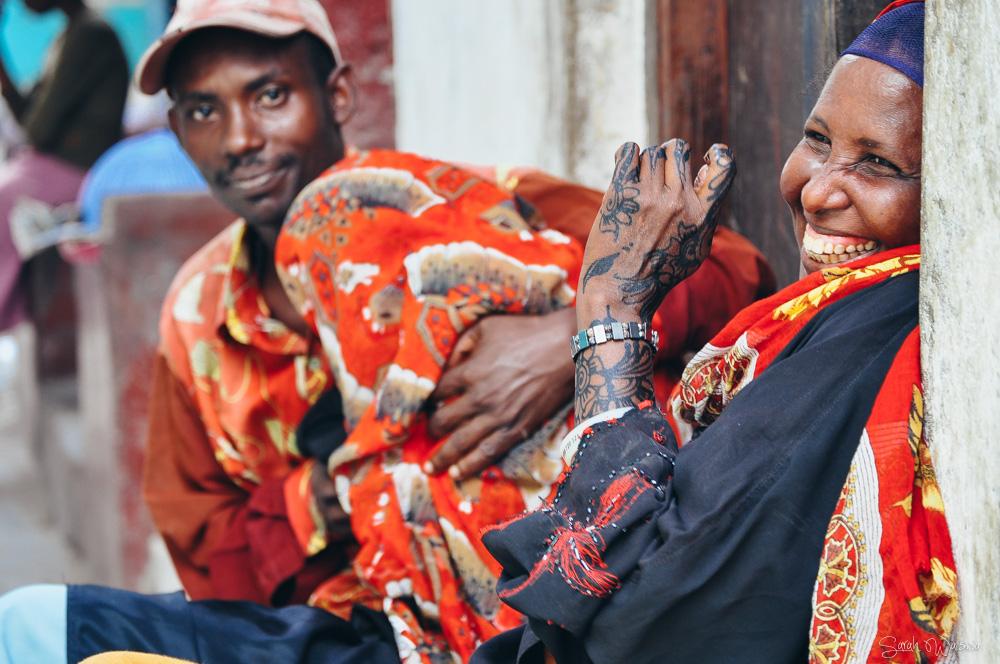 KENYA WITH SARAH WAISWA