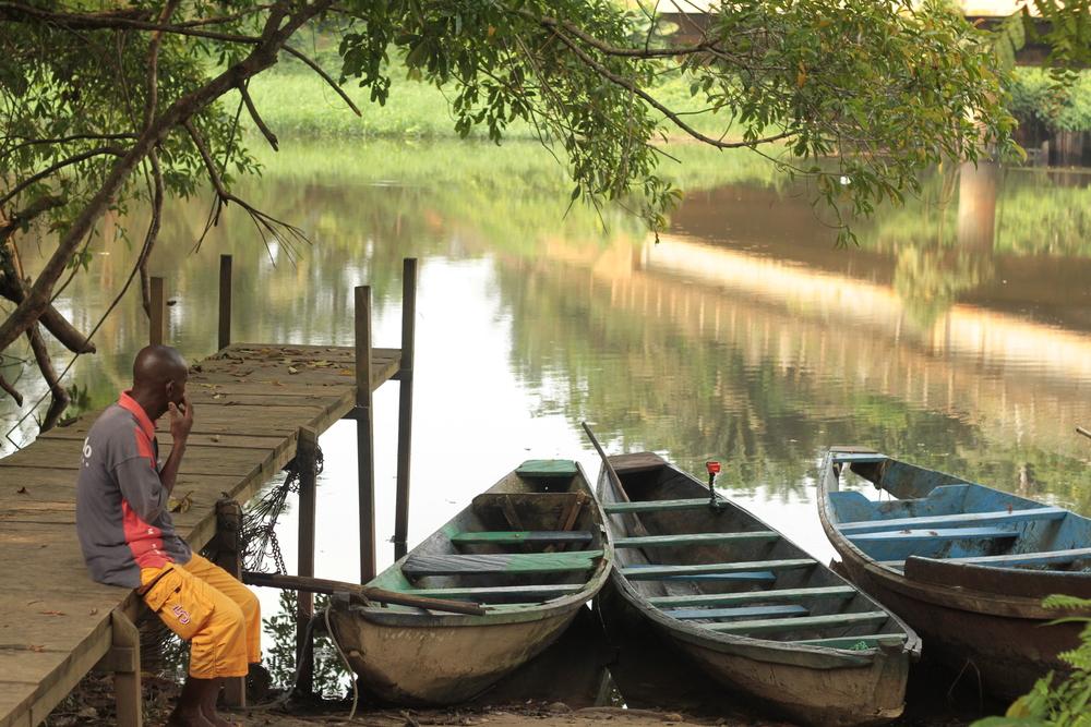 KRIBI, CAMEROON