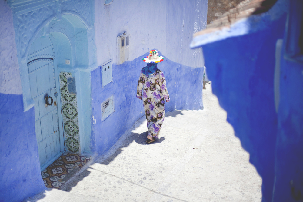 JOURNEY THROUGH MOROCCO BY JANIS ROSEANNE
