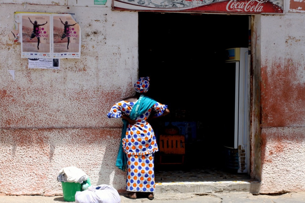 A CREATIVE ESCAPE: SENEGAL BY MOIRA WELCH