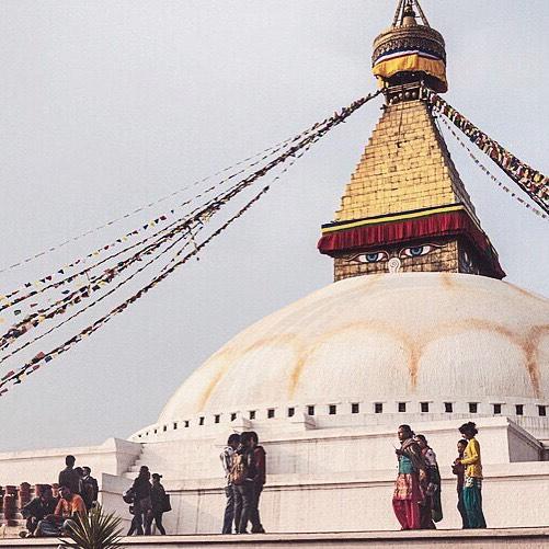NEPAL BY SHANLEY KELLIS