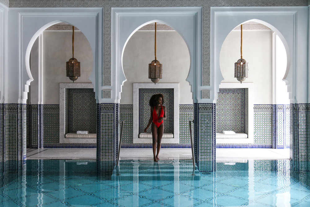 hotel experiences an afternoon at la mamounia marrakech spirited pursuit. Black Bedroom Furniture Sets. Home Design Ideas