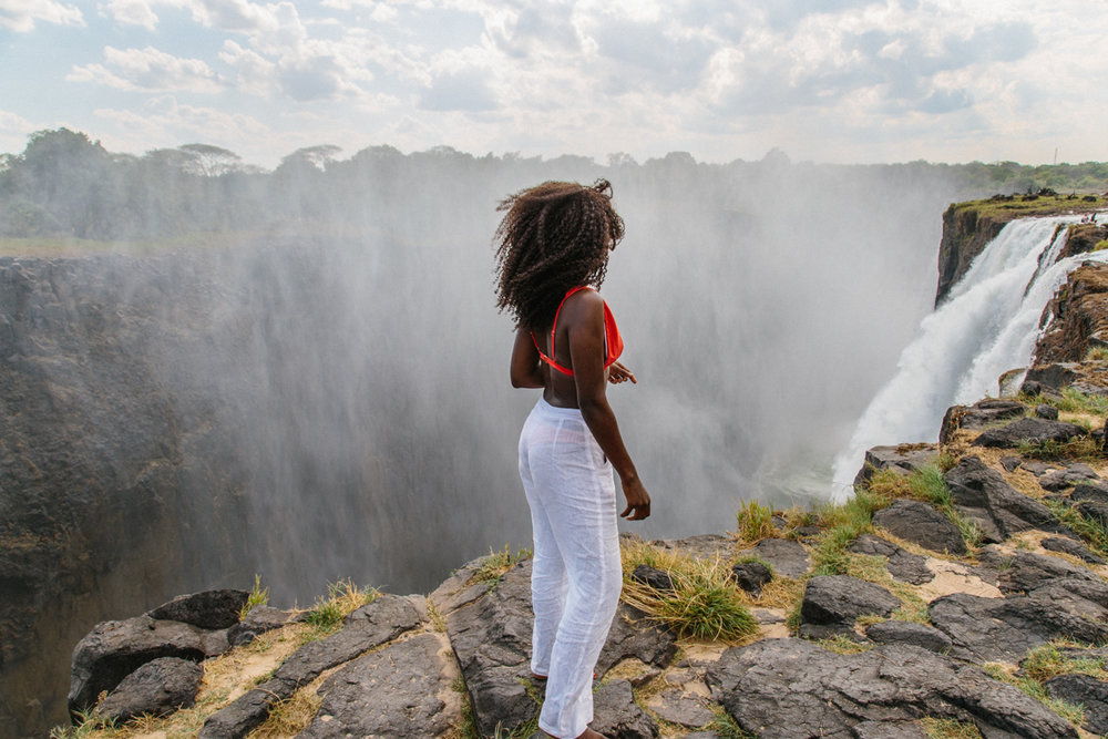 Visiting The Devil S Pool Victoria Falls Everything You