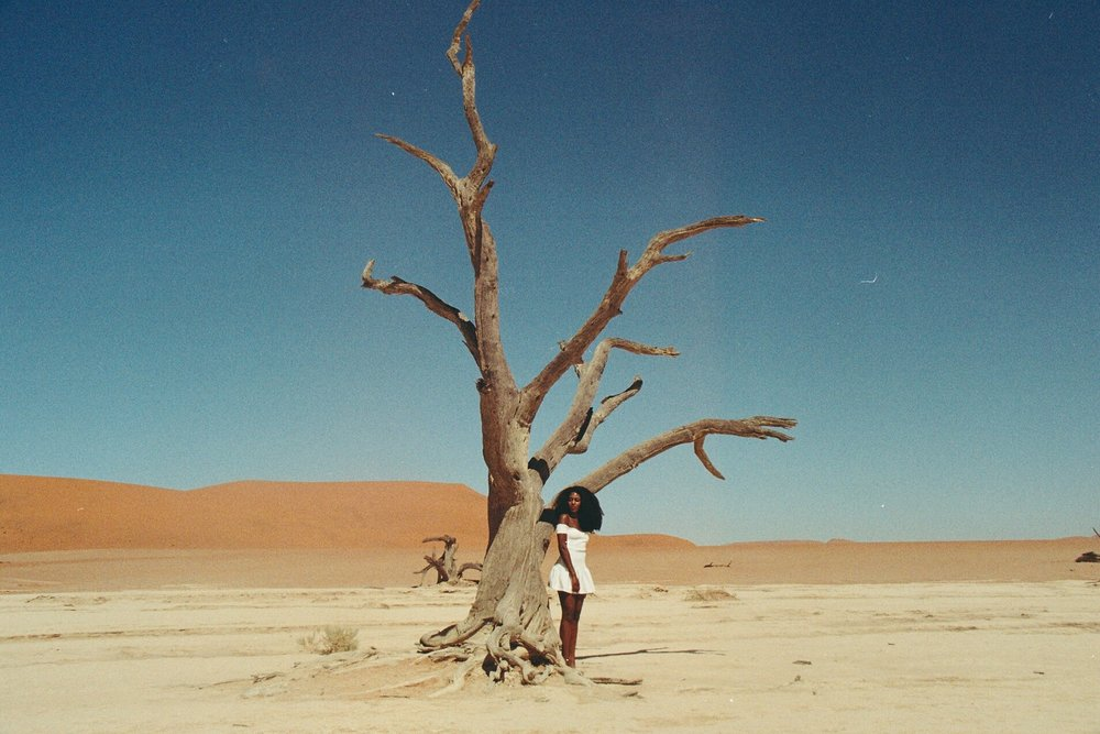 WHAT IT'S LIKE TO EXPLORE DEADVLEI