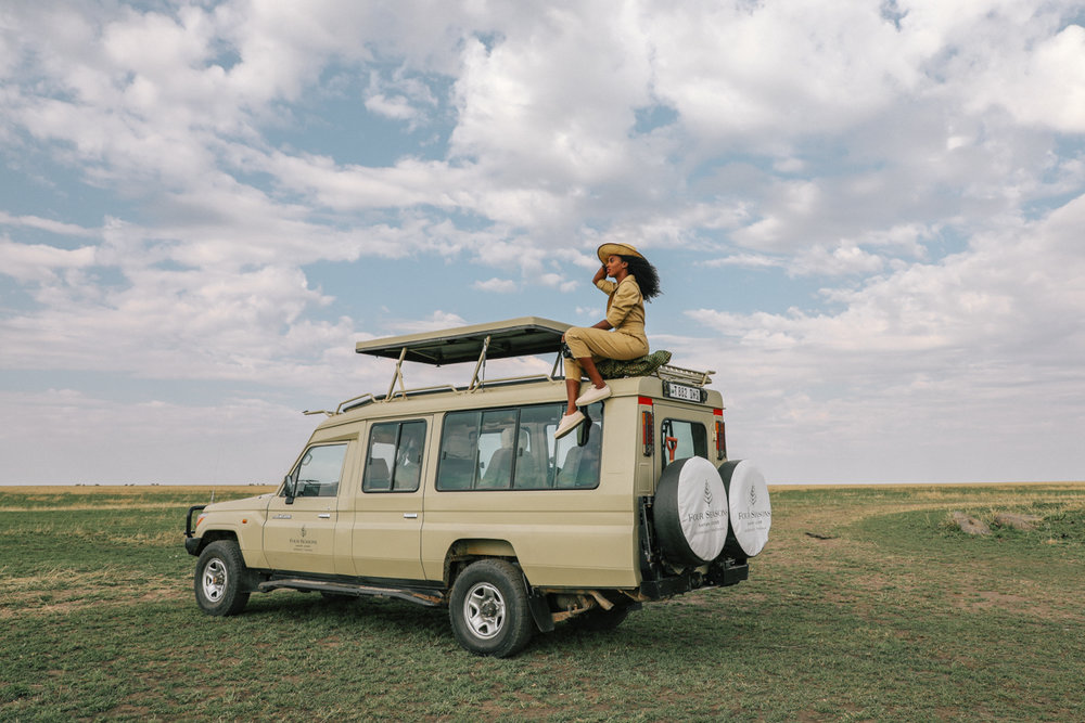 BEST OF THE SERENGETI: EVERYTHING YOU NEED TO KNOW ABOUT SAFARIS BEFORE YOU GO