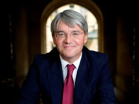Andrew Mitchell, MP for Sutton Coldfield.