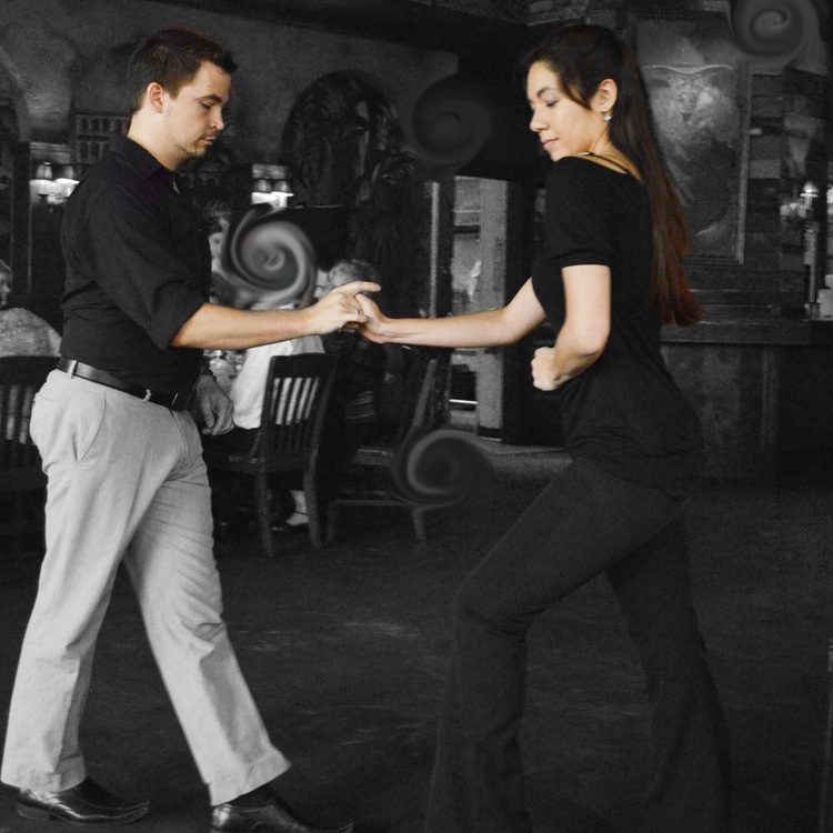 Street Latin - Street Latin is our term for all the partnered dances that you might find in salsa clubs or any event or location with heavy Latin American influences. These dances have been gradually gaining popularity in the United States and around the world. Show off your moves at salsa clubs, quinceañeras or any other event where you hear a Latin beat.