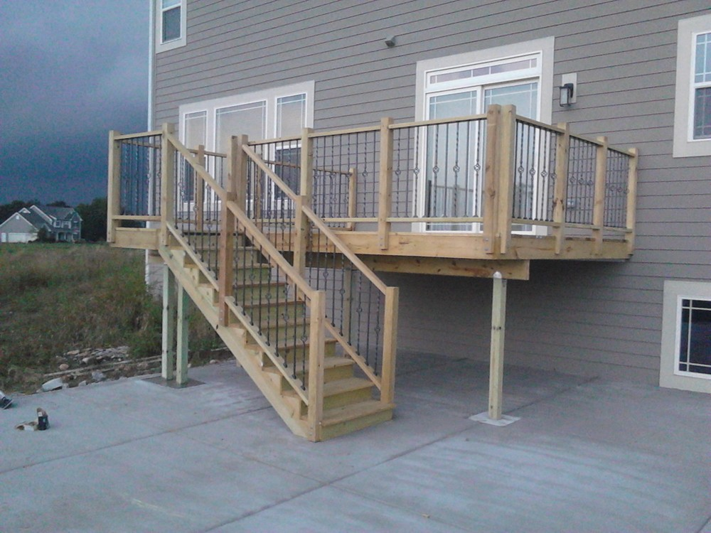 Decks, Patios & Fences