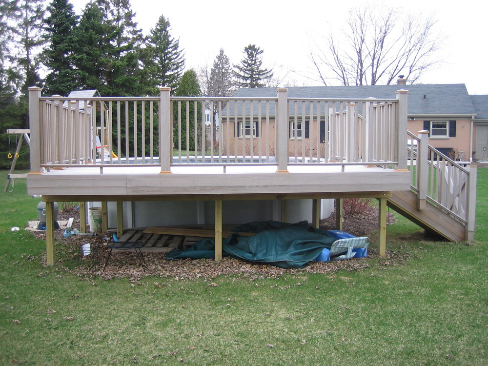 Decks, Patios, Fences