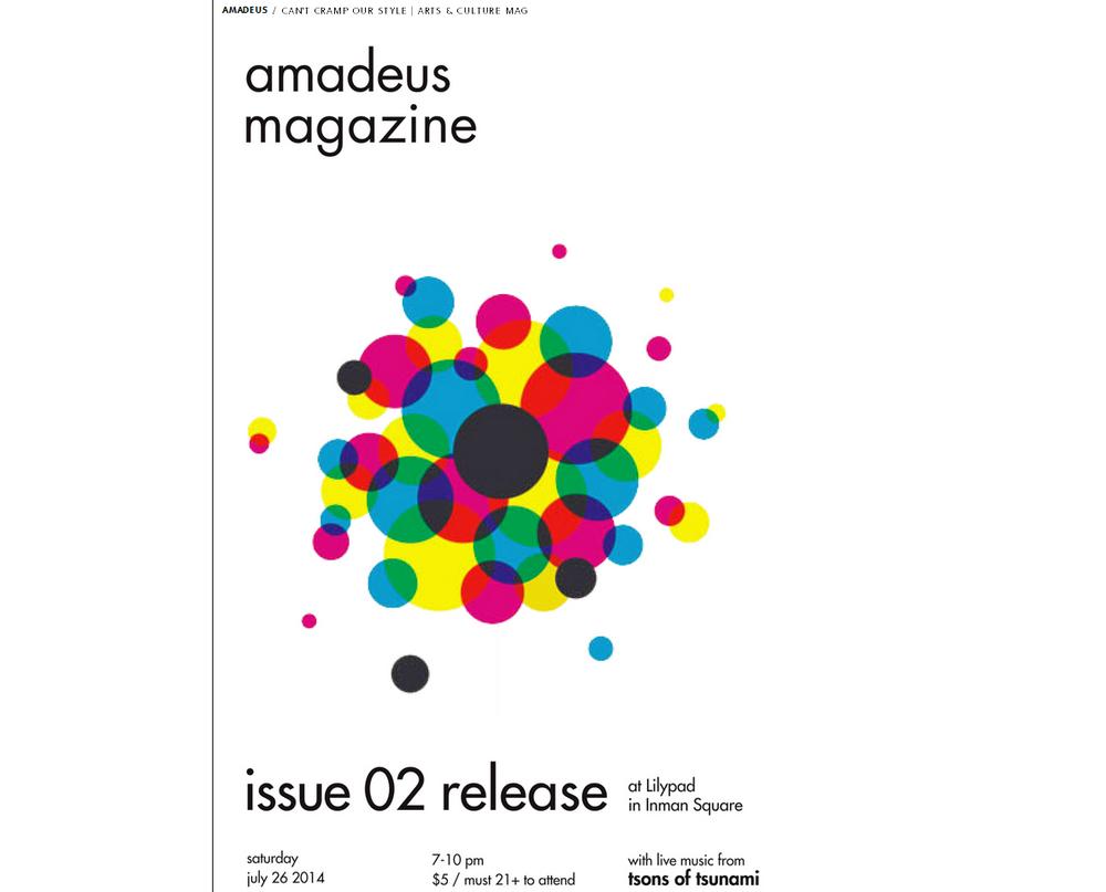 AMADEUS MAGAZINE  | 2014