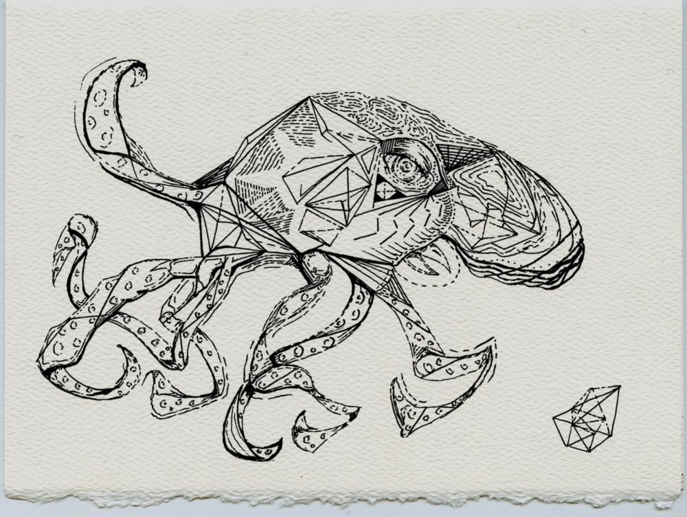 Octopus No. 1