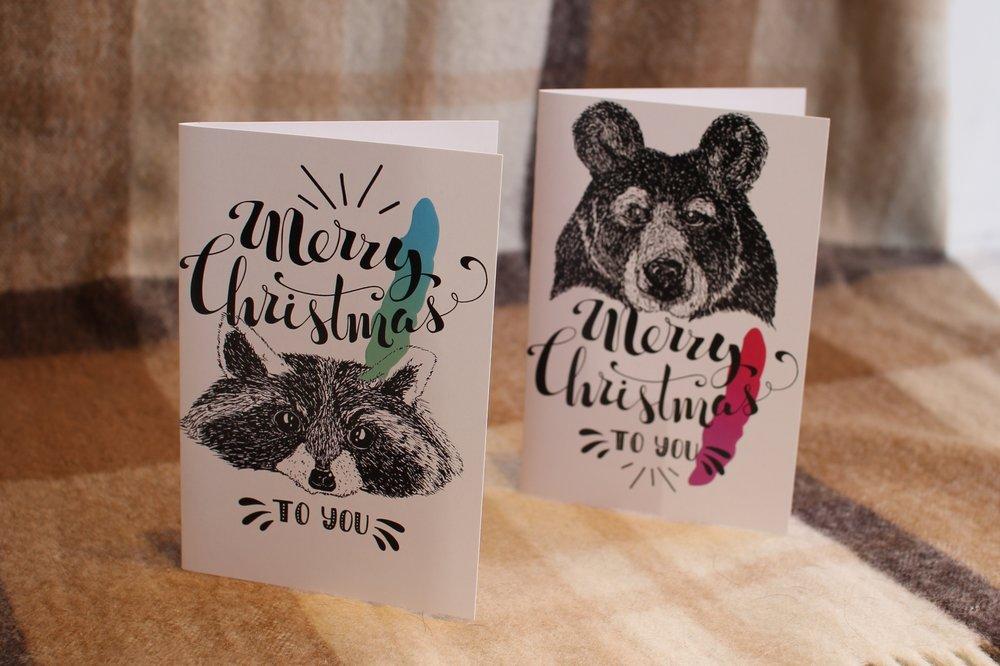 Hello-LA Cards