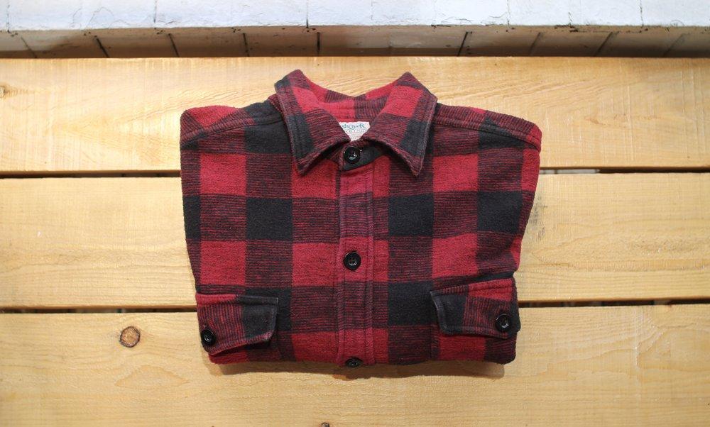 Vintage Flannels