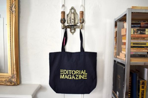 """""""On a toutes et tous besoin d'un sac fourre-tout oversized pour tout transporter."""""""
