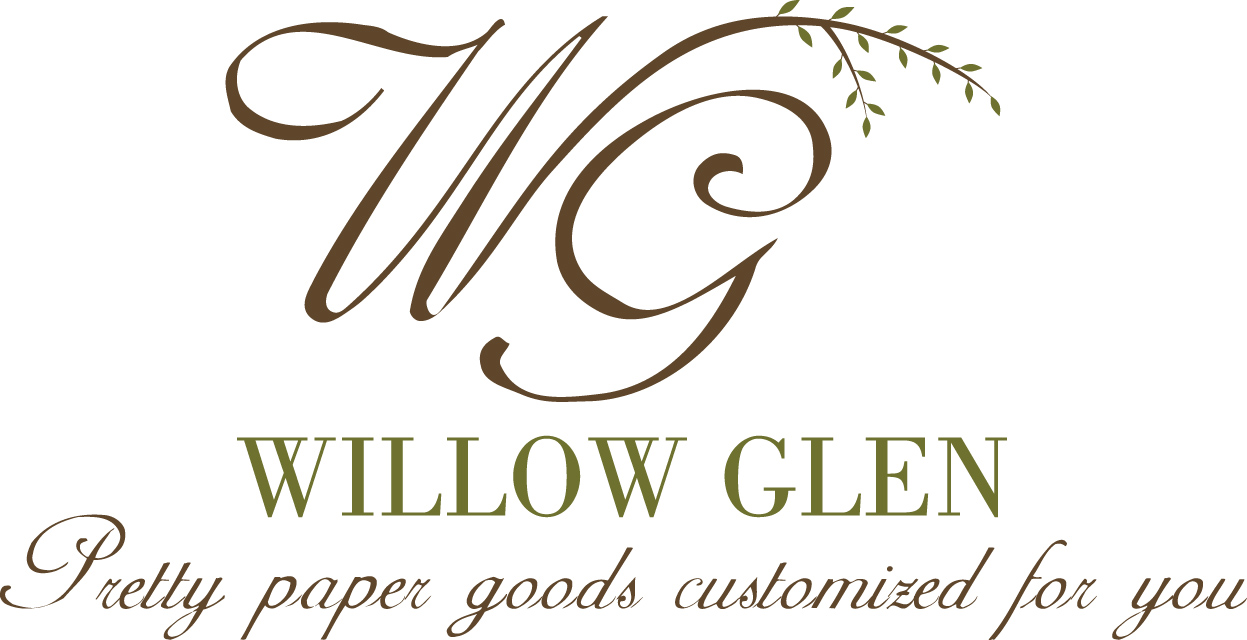 Willow Glen – Custom Handmade Invitations & Stationery