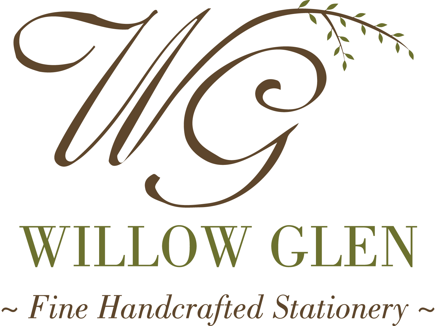 Custom Invitations & Stationery, Handmade | Willow Glen