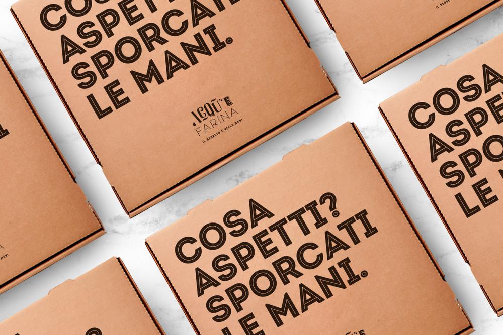Packaging take-away