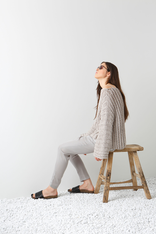 SMINFINITY Spring / Summer 2016, S/S 16, Knitwear designed in Hamburg, Photography: Holger Stoehrmann
