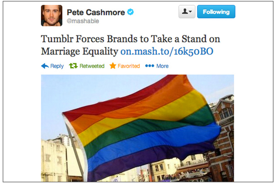 The Brand Equality Tumblr