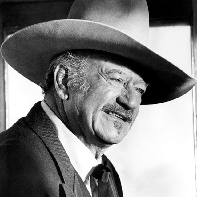 "Did you know:: John Wayne beat cancer in 1964, but succumbed to the disease 15 years following. He left, in his wake, a legacy of activism and a call to fight #cancer in a way only The Duke could inspire.  It was in his honor that the John Wayne family founded the John Wayne Cancer Foundation (JWCF) ""with the mission to bring courage, strength, and grit to the fight against cancer."" I have had the distinct pleasure of working with @JoinJohnWayne and can attest to their doing amazing work in rad ways within our local community.  For your consideration:: #corporatesocialresponsibility 
