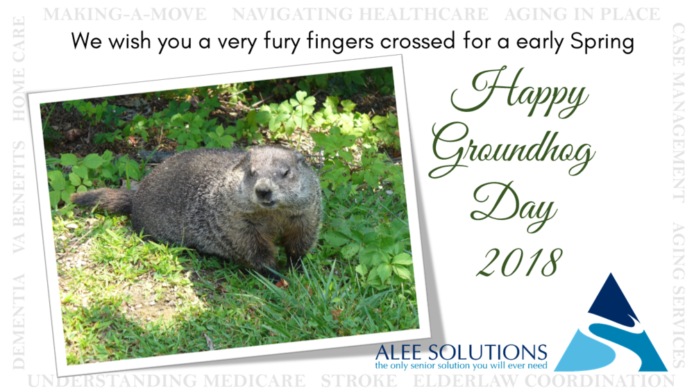 Happu Groundhog Day