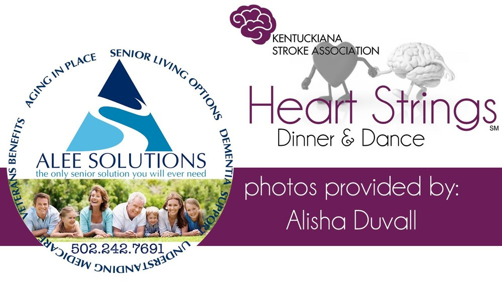 We are always happy to provide the photography for yet another one of Kentuckiana Stroke Associations lovely events.