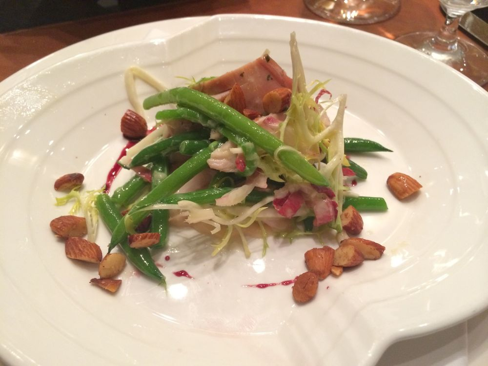 The Pheasant Salad