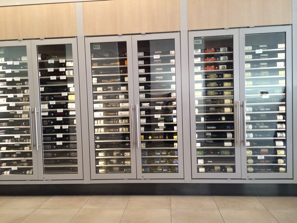 Wine colleciton