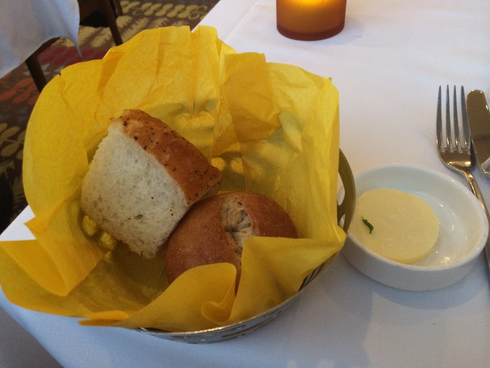 Bread and Butter - a must at every meal!