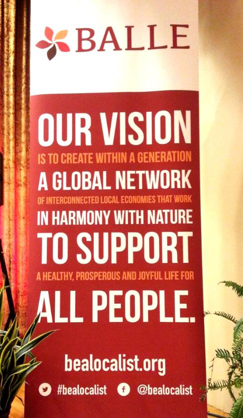 BALLE Vision Statement