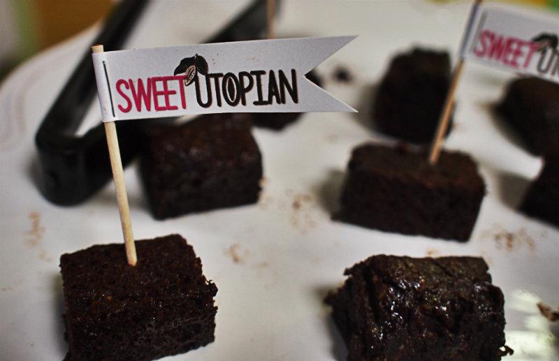 Sweet Utopian Brownie Bites - Homegrown Co-op, August 2014