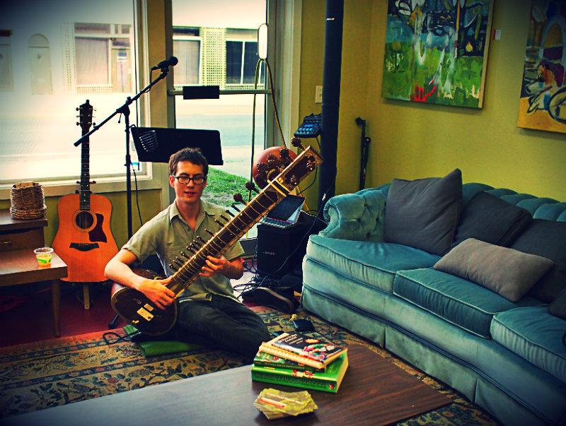 Ben Tiptonford - Homegrown Co-op, August 2014