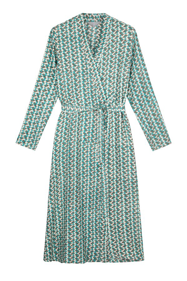 The Ethical Silk Co - Teal Print Silk Robe - Low Res.jpg