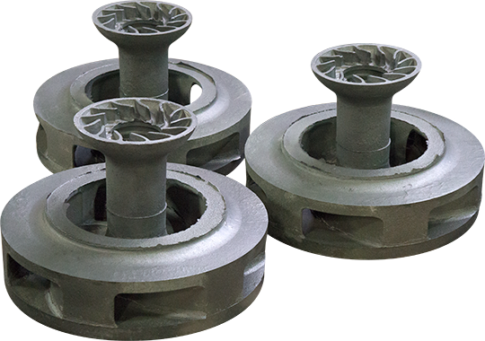 three-impellers