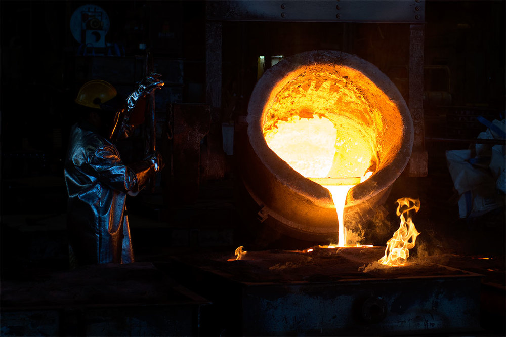 Western Foundries   Pioneering Craftmanship since 1879    Contact Us