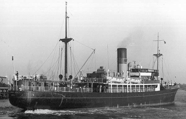 SS Melrose Abbey