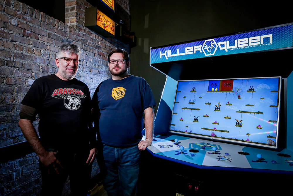 Killer Queen Game Creators, Chicago