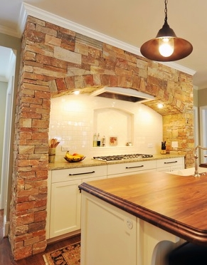 Kitchen arch