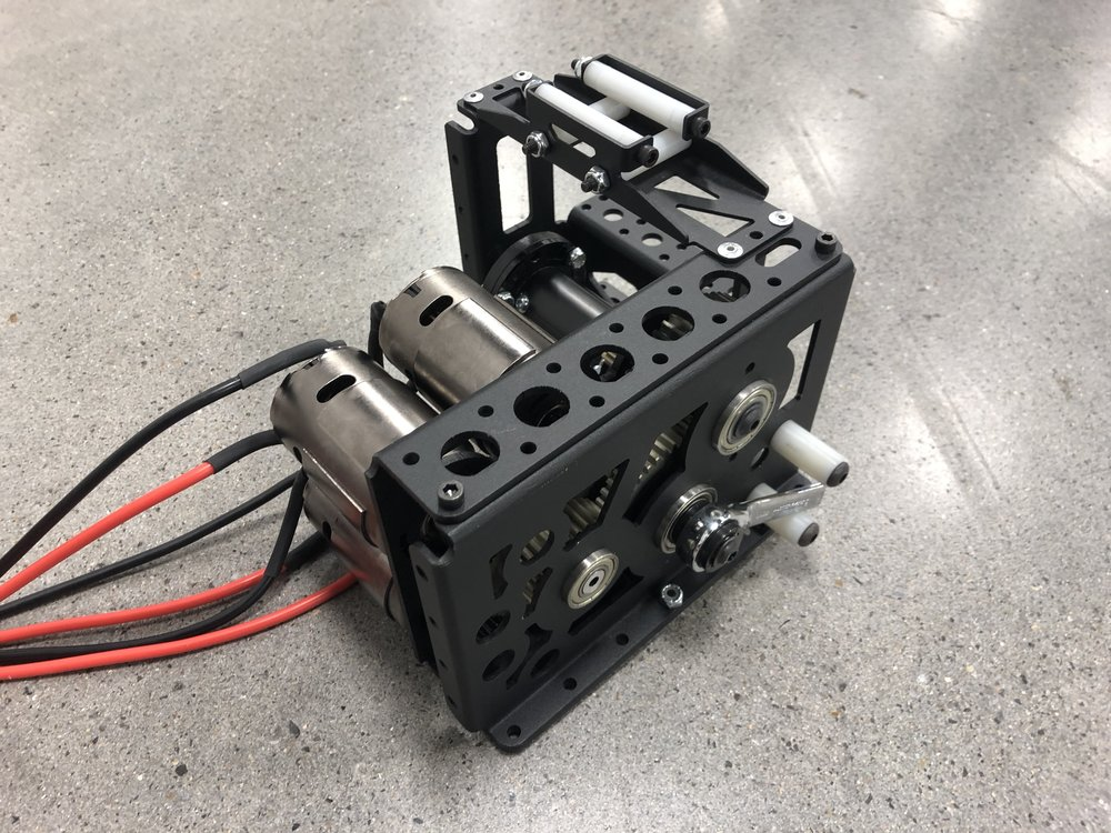 Winch Gearbox