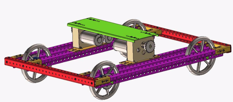 The Weak Robot Cart — JVN Blog