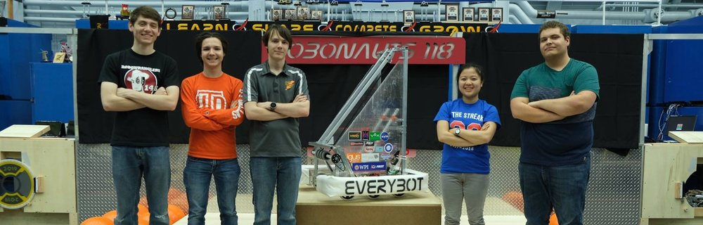 Kudos to Ryan Stockton, Ethan Reed, Hunter Smith, Aaron Beaty, Carson Graf, Mary Nguyen and everyone else involved with the EVERYBOT. You guys are doing something  GREAT  with this project and all deserve MAJOR kudos!