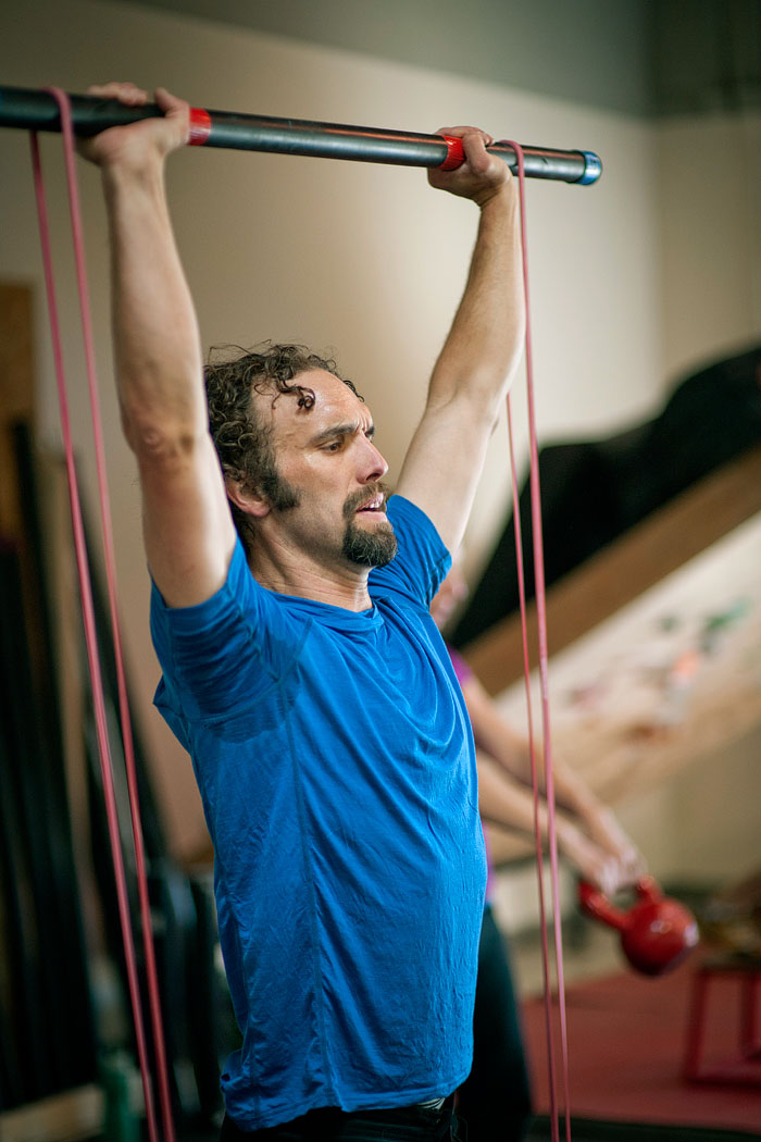 Our elevated functional training will empower you with the balanced strength you need to prevent injury, which is crucial to being able to train harder and longer so you can maximize your climbing ability. -