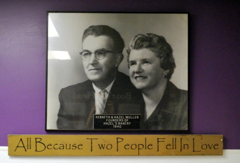 Ken and Hazel Mullen