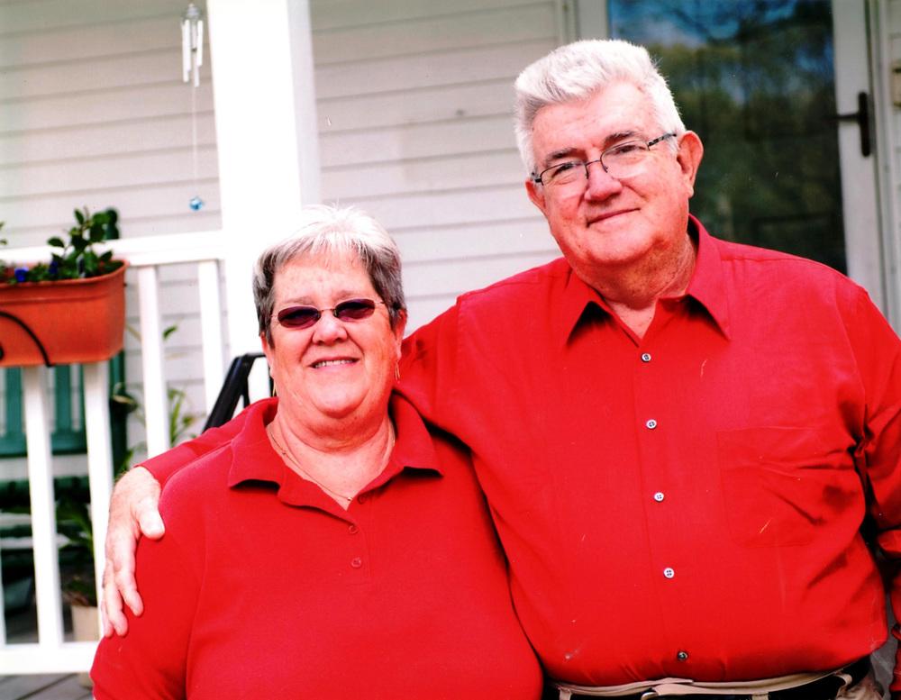 Ken and Marie Mullen
