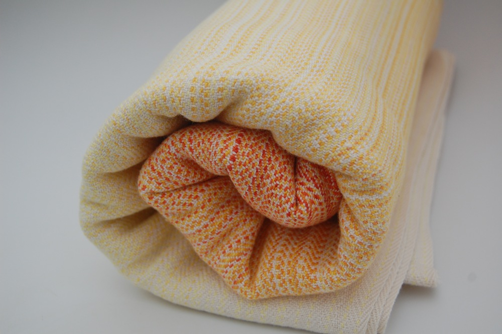 10/2 Organic Pima Cotton weft,  approximately 32  5 grams/m^2, 4.75 meters $513